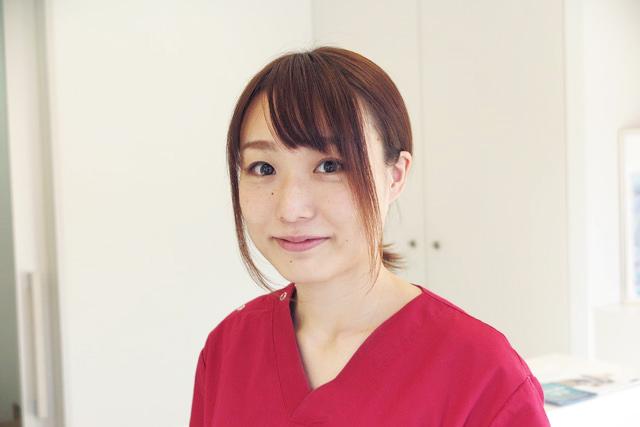看護師 尾崎春希