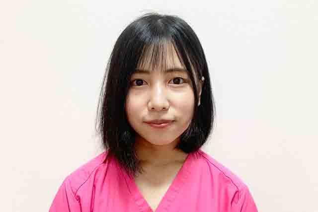 看護師 小田原 未来